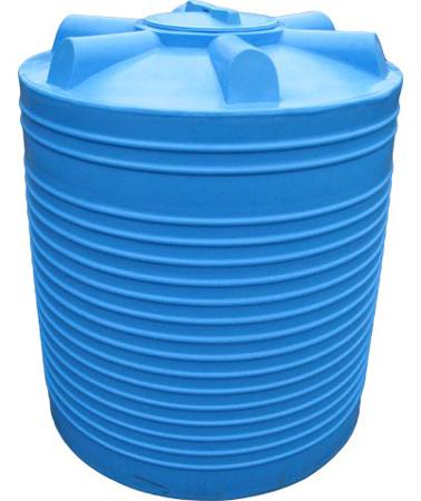 Цилиндрические пластиковые емкости