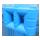 Бак для воды прямоугольный Слим 2000 литров