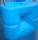 Бак для воды прямоугольный Слим 500 литров