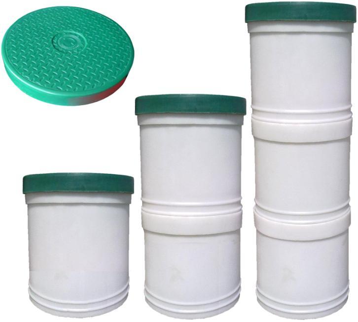 Колодец из пластика