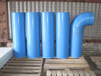 воздуховоды больших диаметров