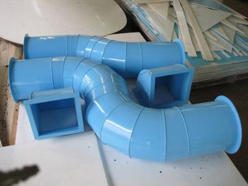 воздуховоды из полимерных материалов