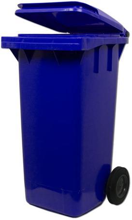 Контейнеры пластиковые мусорные